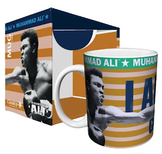 Muhammad Ali Coffee Cups