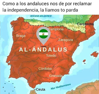 Andaluces, independencia