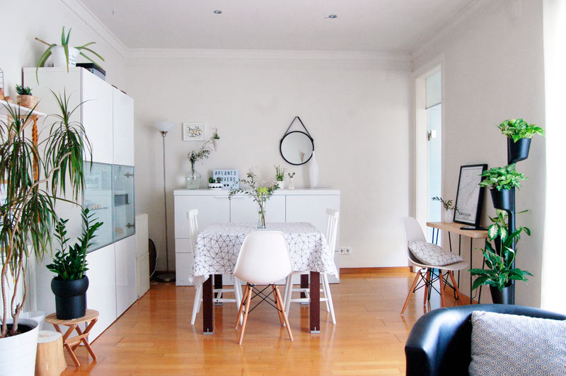Home tour. La casa de Martina en Barcelona