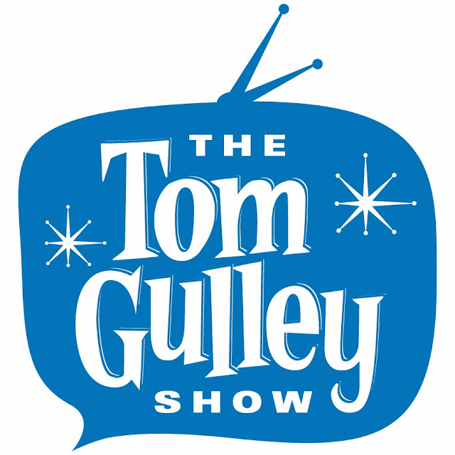 The NEW Tom Gulley Show Logo!
