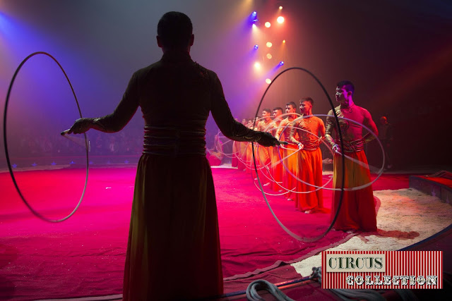 Spectacle troupe chinoise Xinjian Troupe