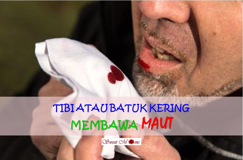 Batuk Kahak Berdarah Tanda Penyakit Tibi Batuk Kering Rawat