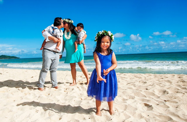 Honolulu family photographers