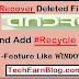 How To Recover Deleted File And Add Recycle Bin On Android
