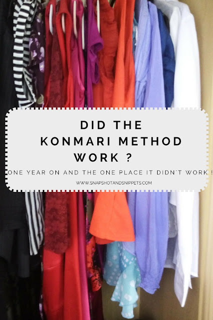 Did the KonMari Method Work ?