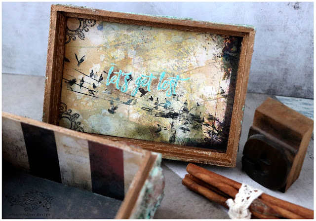 @nastyalena #homedecor #mixedmedia