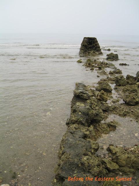 Catadman Lode seawall