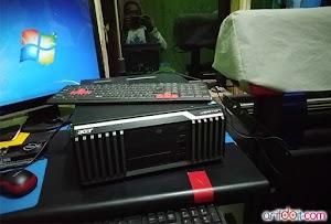 Salah Satu Cerita Penyebab CPU Acer Veriton Tidak Bisa Shutdown