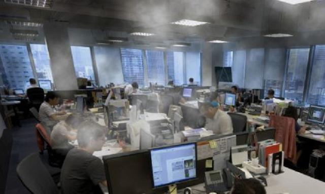 EMPLOYEE की सेहत के लिये ऑफिस में अति आवश्यक है प्राकृतिक हवा | NATIONAL NEWS