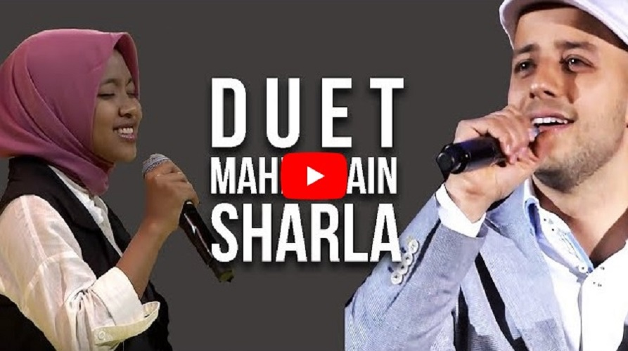 Duet Sharla dan Maher Zain