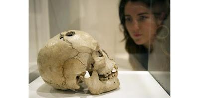 نتائج تحاليل الحمض النووي لرفات موقع تافوغالت عمرها 12ألف سنة قبل الميلاد