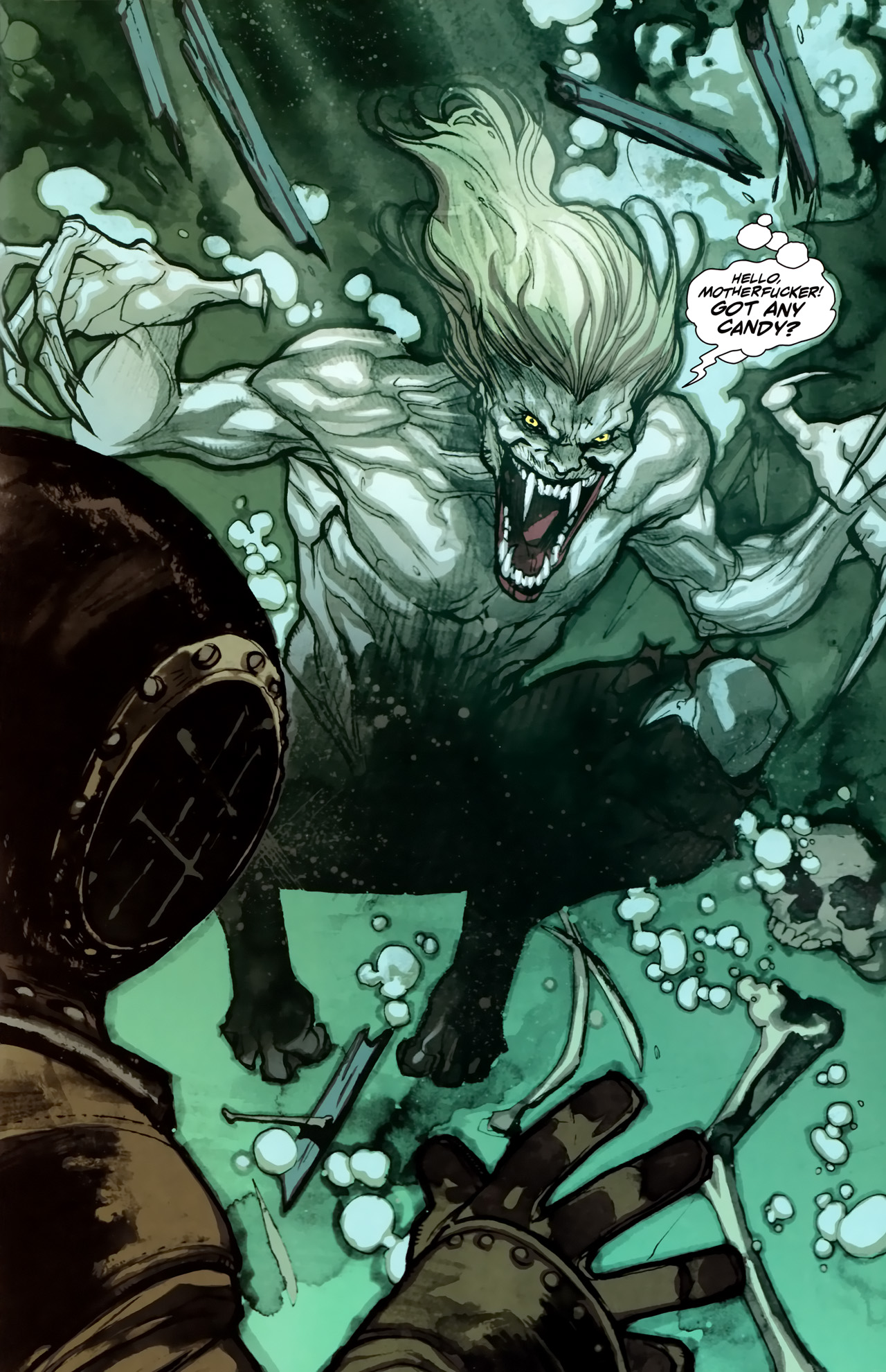 Read online American Vampire comic -  Issue #2 - 33