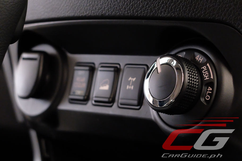 First Drive Nissan Terra 4x4 Vl Philippine Car News