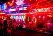Soi Cowboy nightlife Bangkok