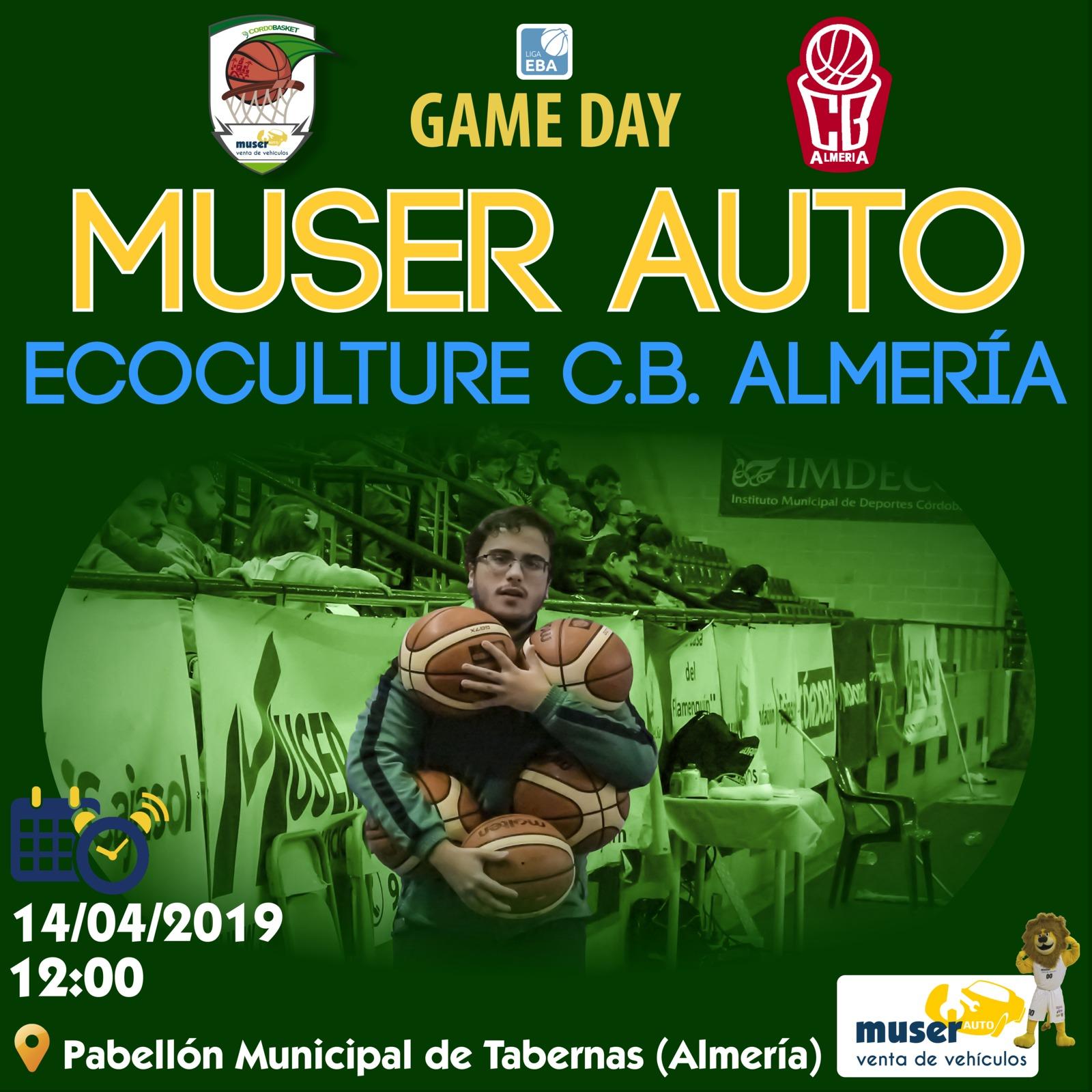 4c26b82fb5 Además, en esta jornada, el combinado califal se tiene que desplazar hasta  tierras urcitanas para jugar en casa del propio CB Almería.