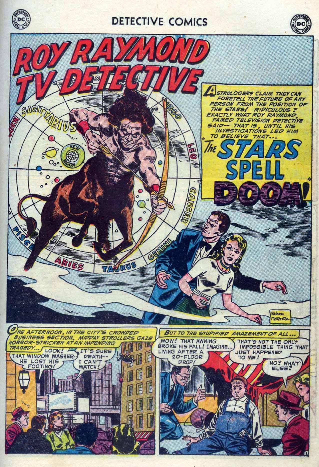 Read online Detective Comics (1937) comic -  Issue #204 - 17