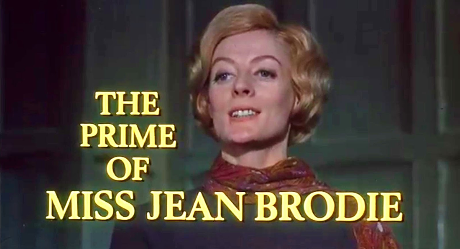 The prime of miss jean brodie essay