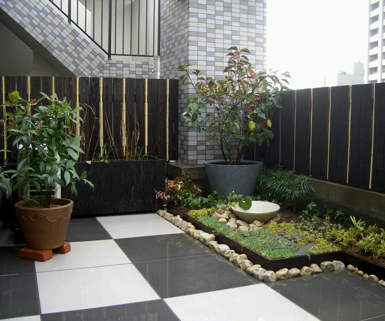 34 Desain Taman Belakang Rumah Minimalis Untuk Lahan Sempit