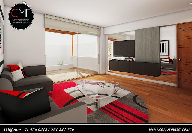 Diseñador de Interiores Lima Miraflores