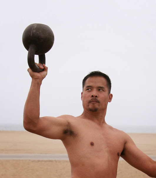 Dr. Mark Cheng - Kettlebells, Strength Training, Martial Arts, Functional Rehab Medicine: Endure the pain of discipline or suffer the pain of regret!
