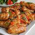 Saldūs vištienos sparneliai / Sweet Chicken Wings