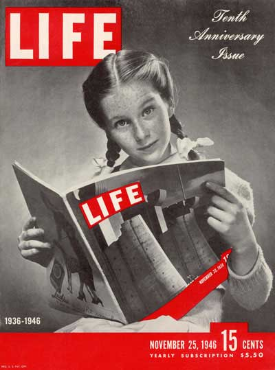 40 Best LIFE Magazine Covers  vintage everyday
