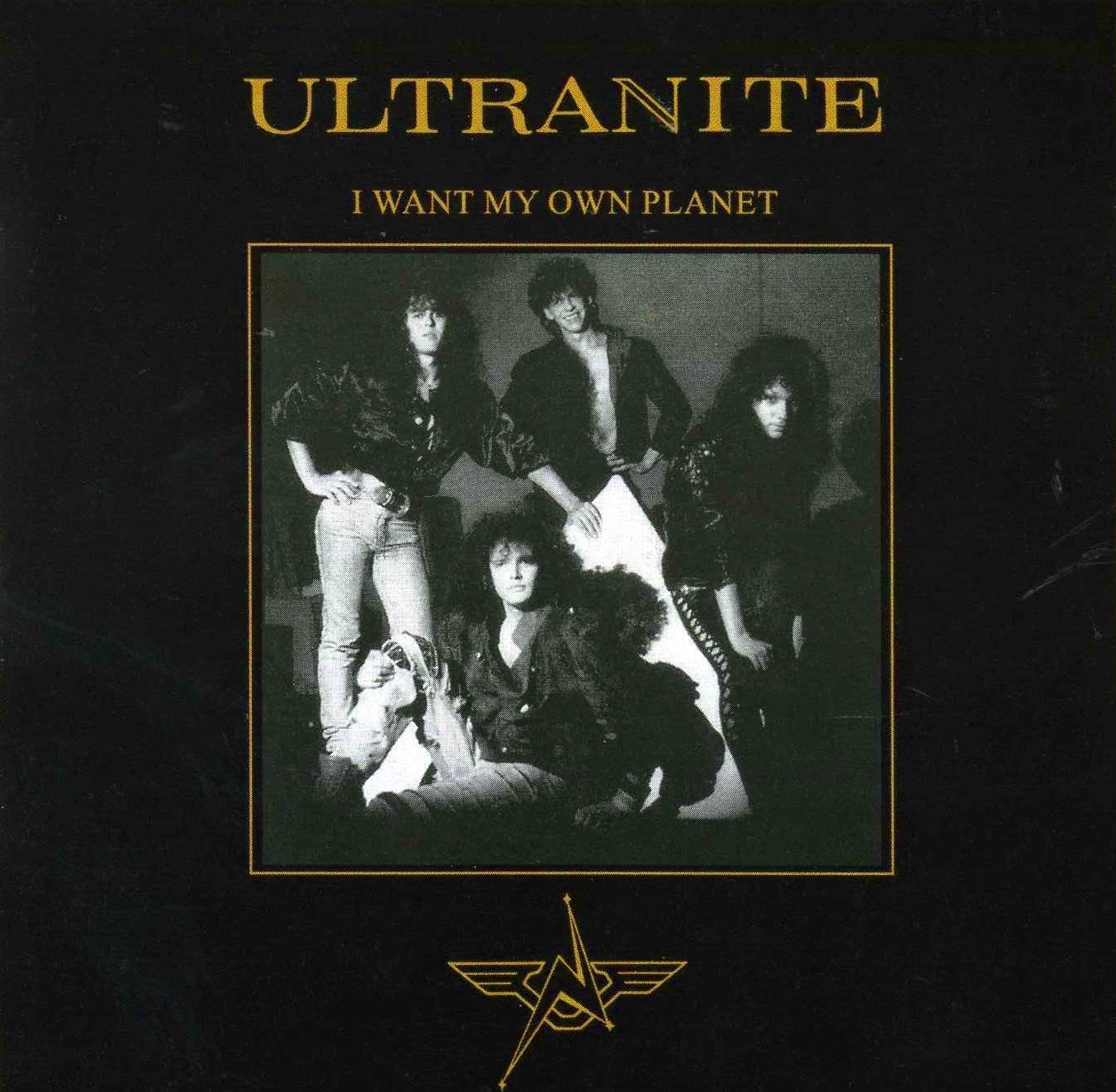 Ultranite I want my own planet 1989 aor melodic rock music blogspot albums bands