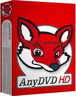 SlySoft AnyDVD HD 8.0.7.0 Final [Full Patch]  โปรแกรมปลดล็อคแผ่น DVD ลิขสิทธิ์