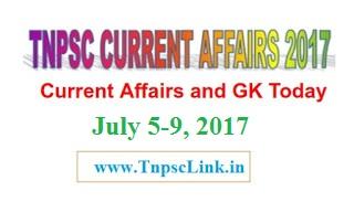 Tnpsc Current Affairs 2017 www.tnpsclink.in
