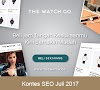 Kontes SEO Juli 2017 Dari The Watch Co