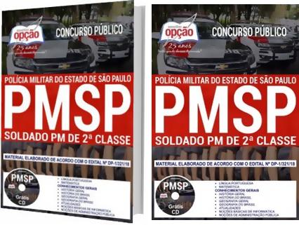 Apostila Concurso PM-SP 2018 Soldado