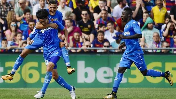 Getafe vs Malaga