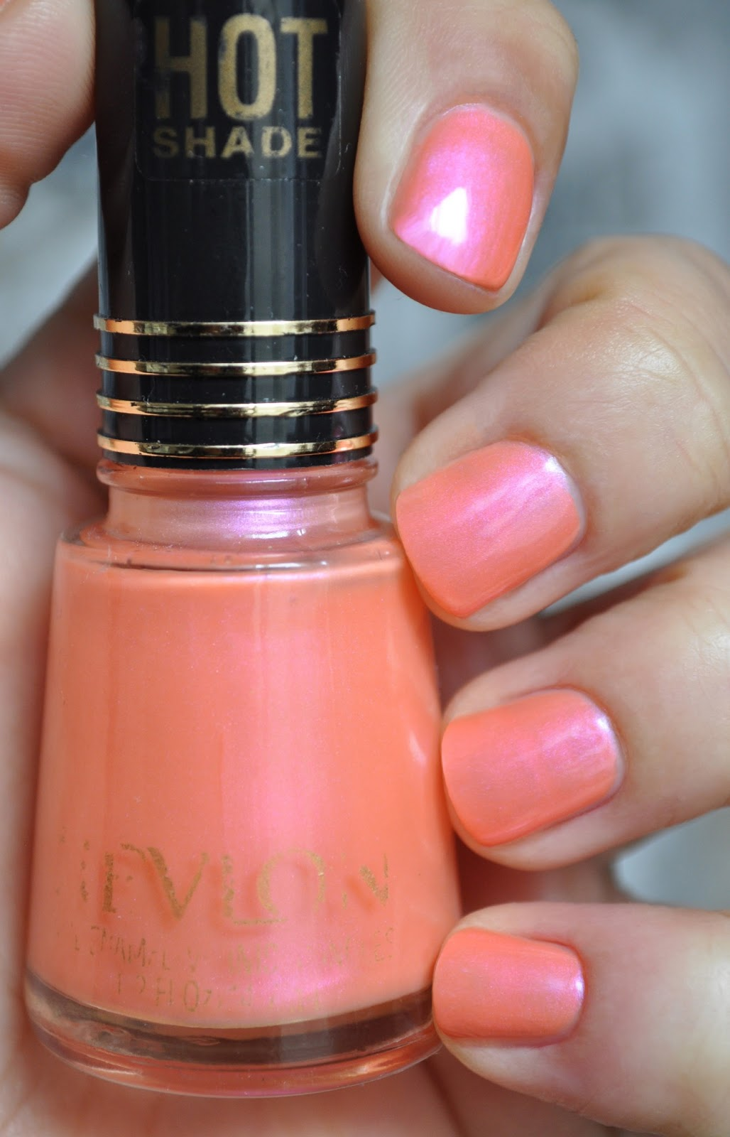 So Lonely In Gorgeous A Nail Polish Takes A Punch And Hits Back With Four Coats Revlon Nail
