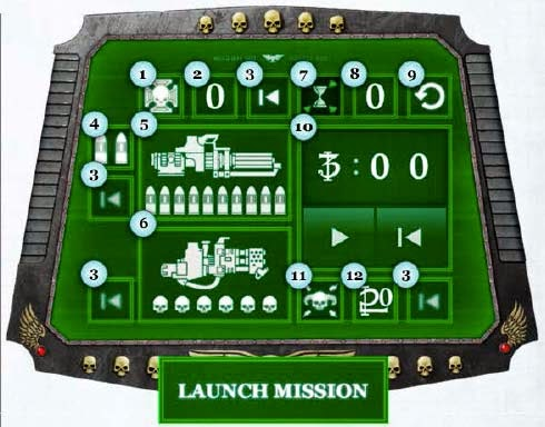 SPACE MISSIONS HULK