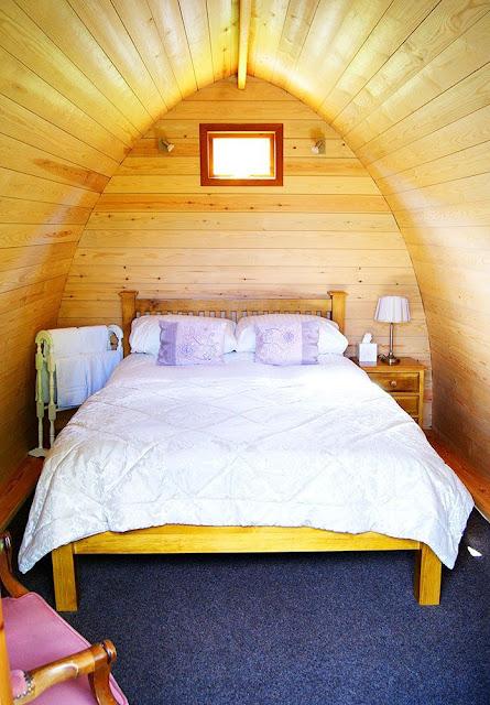 case in legno Pod interno
