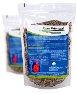 Original Fibre Primvital - 100% Natural Body Detox, Colon Cleanse 360 g