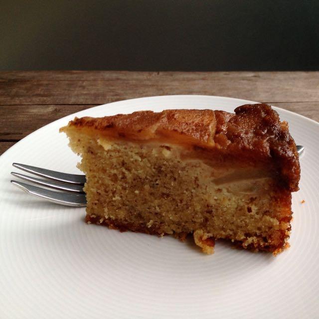 Nigel Slater Hazelnut Muscovado Cake