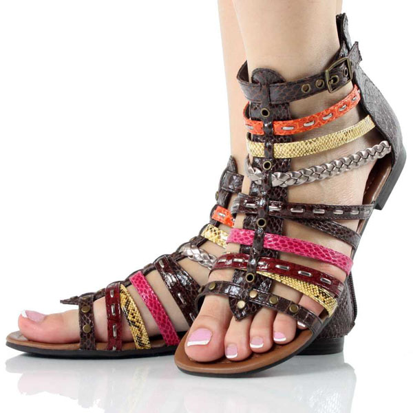 Emoo Fashion Cute Summer Shoes For Girl 2012