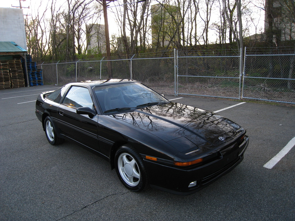 daily turismo auction watch 1991 toyota supra turbo. Black Bedroom Furniture Sets. Home Design Ideas