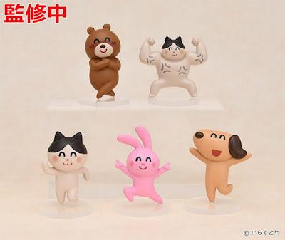 Nuevas figuras anime mostradas en la MegaHobby EXPO 2018 Autumn - Phat! Company, Good Smile Company, Max Factory