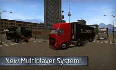 Download Euro Truck Driver Mod Apk Unlimited Money