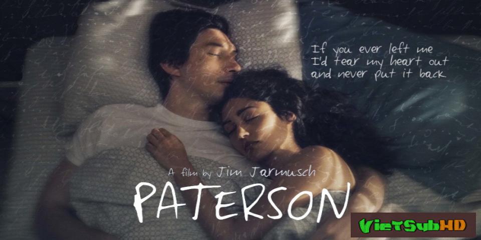 Phim Paterson VietSub HD | Paterson 2016