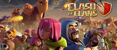 Download Game Clash of Clans For Android Terbaru 2017