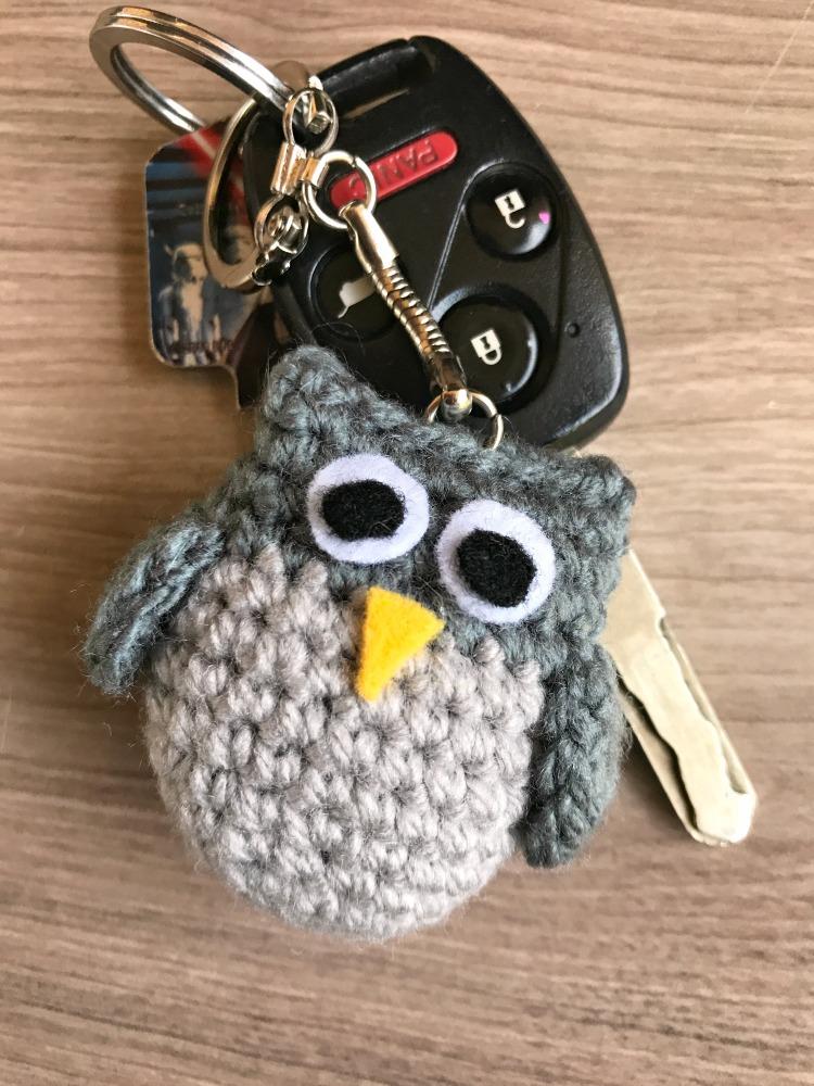 kawaii or die — Amigurumi Love Birds - Couple Keychains - Bird... | 1000x750