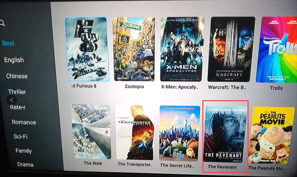 MYIPTV4K Collect Favorite Movies Tutorial | Apkintvbox