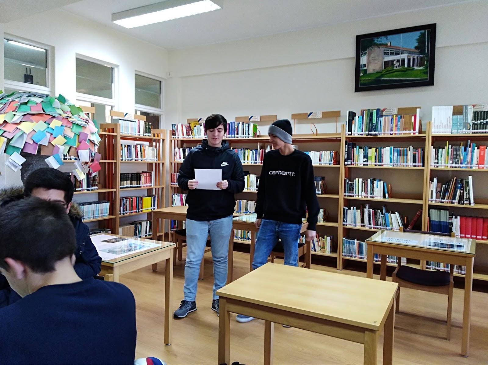 Blogue da biblioteca da escola s 3 s pedro vila real for Biblioteca para oficina