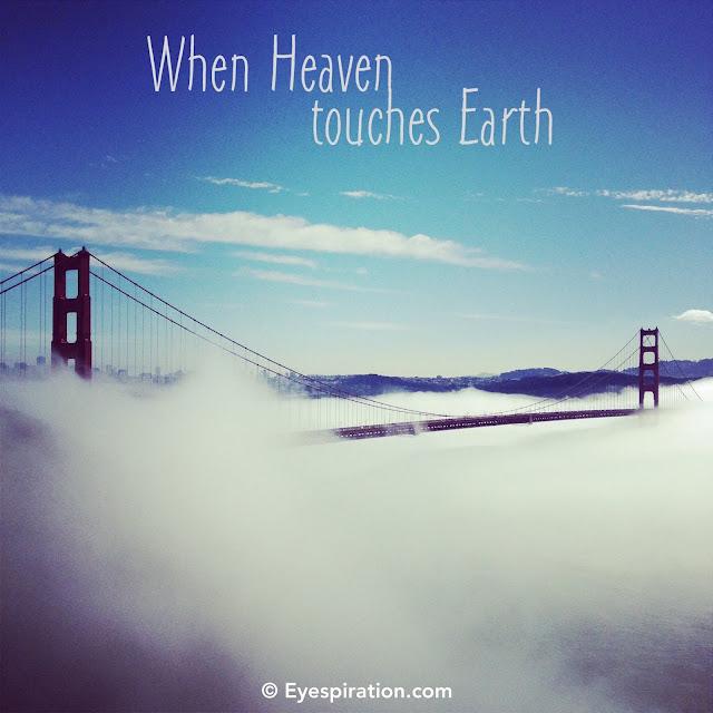 San Francisco Golden Gate Bridge Fog