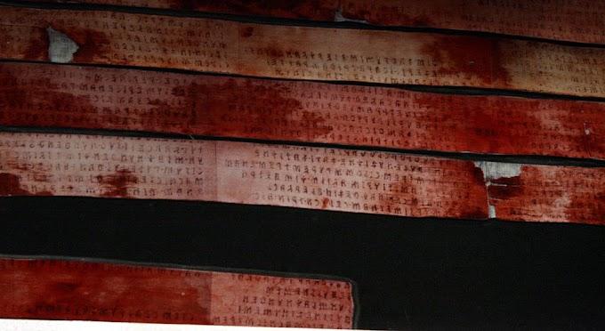 Etruscan Liber Linteus