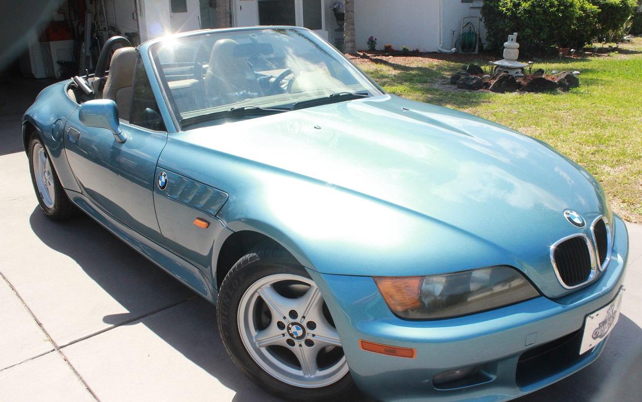 Bmw Z3 Goldeneye Bmw Z3 From Goldeneye Shaken Stirred The