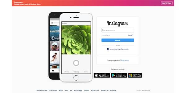 Cara Download Gambar di Instagram tanpa bantuan Aplikasi